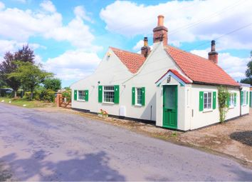 Thumbnail 3 bed detached bungalow for sale in Preston Lane, Bainton