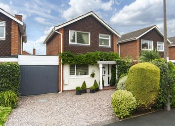 Thumbnail 3 bed link-detached house for sale in Blythe Gardens, Codsall, Wolverhampton