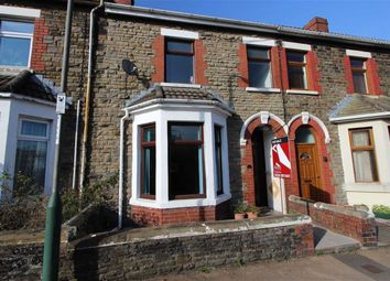 Thumbnail 3 bed terraced house for sale in Station Terrace, Caerphilly