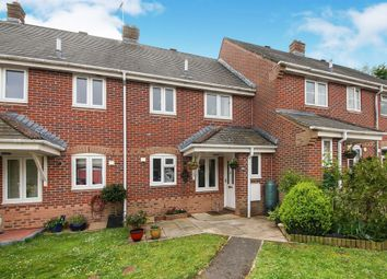 Thumbnail 3 bed terraced house for sale in Southover Close, Blandford St. Mary, Blandford Forum