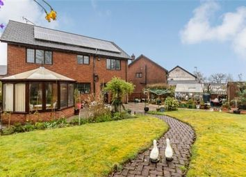 Thumbnail 4 bed detached house for sale in Cwmann, Lampeter, Carmarthenshire