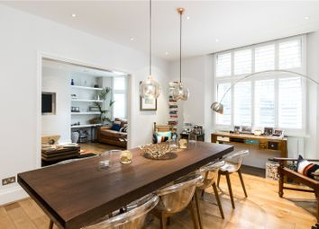 Thumbnail 3 bed flat for sale in Portman Mansions, Chiltern Street, London