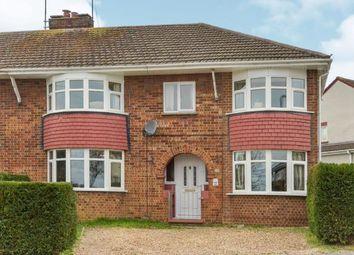 Thumbnail 4 bedroom semi-detached house for sale in St. Pauls Road, Bletchley, Milton Keynes, Buckinghamshire