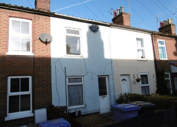 Thumbnail 2 bed terraced house to rent in Waterloo Road, Norwich