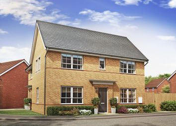 "Thumbnail 3 bedroom semi-detached house for sale in ""Ennerdale"" at Lancaster Avenue, Watton, Thetford"