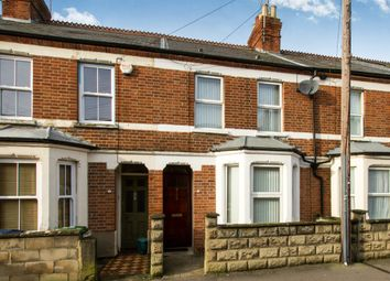 Thumbnail 3 bed terraced house for sale in East Avenue, East Oxford, Oxford