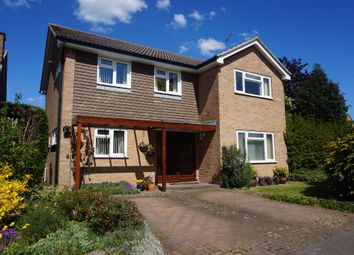 Thumbnail 4 bed detached house for sale in Greenside Court, Mickleover, Derby