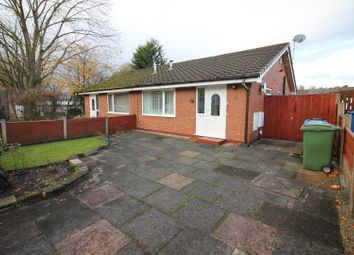 2 bed semi-detached bungalow for sale in Nursery Road, Urmston, Manchester M41