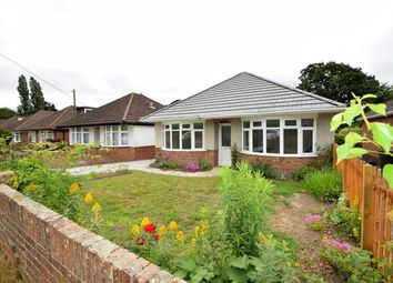 Thumbnail 3 bed detached bungalow for sale in Lower Northam Road, Hedge End, Southampton, Hampshire