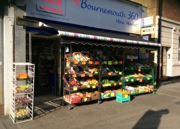 Thumbnail Retail premises for sale in 466 Wimborne Road, Bournemouth
