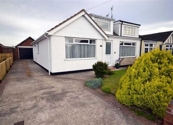 Thumbnail 4 bed bungalow for sale in St. Christophers Road, Humberston, Grimsby