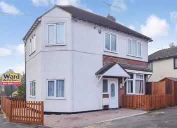 Thumbnail 3 bed detached house for sale in Holborough Road, Snodland, Kent