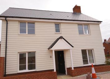 Thumbnail 3 bedroom detached house to rent in Allmand Drive, Folkestone, Kent