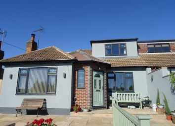 Thumbnail 3 bed semi-detached bungalow for sale in Dawsons Lane, Barwell, Leicester