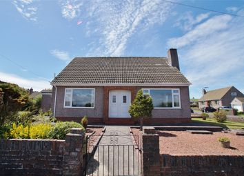 Thumbnail 3 bed detached bungalow for sale in Eden Drive, Moresby Parks, Whitehaven, Cumbria