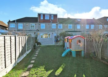 Thumbnail 4 bed terraced house for sale in Montrose Avenue, South Welling, Kent