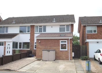 Thumbnail 4 bed semi-detached house for sale in Malvern Drive, Fullers Slade, Milton Keynes