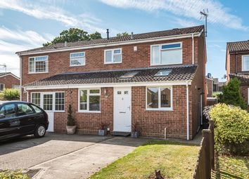 Thumbnail 4 bed semi-detached house for sale in Martin Road, Flitwick