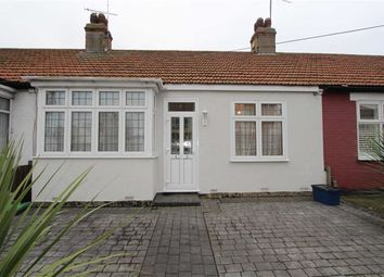 Thumbnail 2 bed terraced bungalow to rent in North Avenue, Southend On Sea, Essex