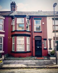 Thumbnail 5 bed terraced house to rent in Lidderdale Road, Wavertree, Liverpool