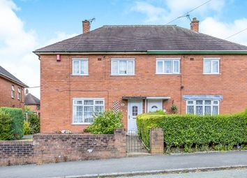 Thumbnail 3 bedroom semi-detached house for sale in Rochester Road, Fenton, Stoke-On-Trent