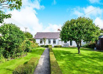Thumbnail 4 bed bungalow for sale in Longacre Abergele Road, Rhuddlan, Rhyl