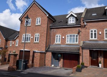 Thumbnail 3 bedroom town house to rent in Linden Place, Mapperley Plains, Nottingham