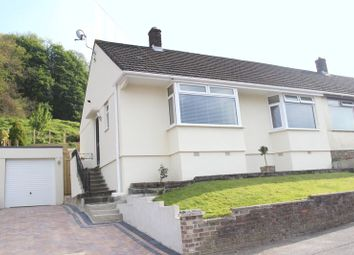 Thumbnail 2 bed bungalow for sale in Amados Drive, Merafield, Plympton, Plymouth