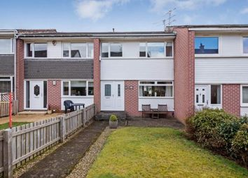 Thumbnail 3 bed terraced house for sale in Hillend Crescent, Clarkston, East Renfrewshire, Scotland