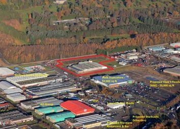 Thumbnail Land to let in Birkhill Factory, Myrekirk Road, Wester Gourdie Industrial Estate, Dundee