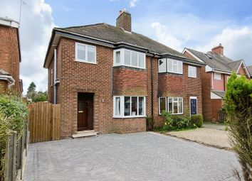 Thumbnail 3 bed semi-detached house for sale in Chapel Lane, Lichfield