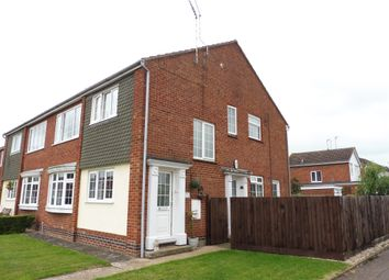 Thumbnail 2 bed maisonette for sale in Park Lane, Duston, Northampton