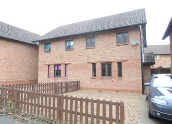 Thumbnail 3 bed semi-detached house to rent in Haddon, Great Holm, Milton Keynes