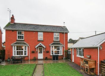 Thumbnail 3 bed detached house for sale in Stoneyford, Cullompton