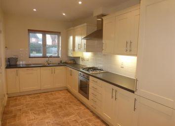 Thumbnail 2 bed semi-detached house to rent in Wirethorn Furlong, Haddenham, Aylesbury