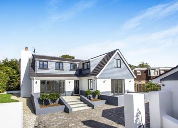 Thumbnail 4 bed detached house for sale in York Road, Broadstone