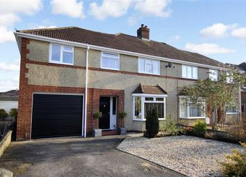 Thumbnail 4 bed semi-detached house for sale in Wigmore Avenue, Lawn, Swindon
