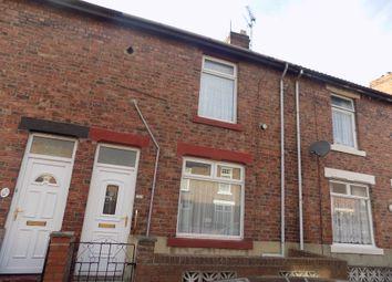 Thumbnail 2 bed terraced house for sale in Lambton Street, Shildon, Co Durham