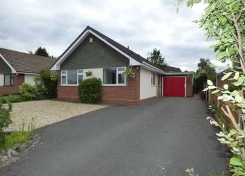 Thumbnail 3 bedroom detached bungalow for sale in Russell Avenue, Alsager, Stoke-On-Trent