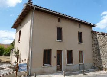 Thumbnail 4 bed property for sale in Chassenon, Charente, France