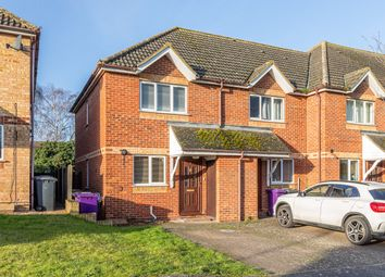 2 bed end terrace house for sale in Rose Walk, Royston SG8