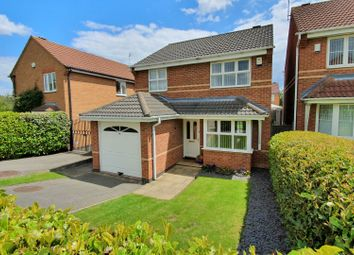 3 bed detached house for sale in Attenborough Close, Thorpe Astley, Leicester LE3
