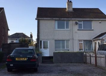 Thumbnail 2 bedroom semi-detached house to rent in Grenfell Avenue, Saltash