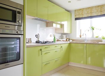"Thumbnail 3 bed end terrace house for sale in ""The Burley"" at Doncaster Road, Goldthorpe, Rotherham"
