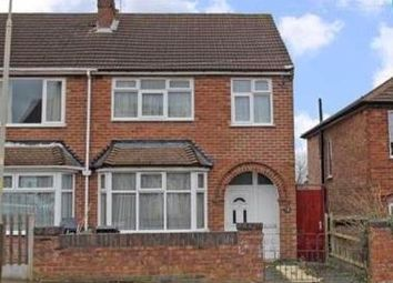 Thumbnail 3 bedroom semi-detached house to rent in Milverton Avenue, Leicester