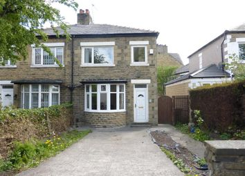Thumbnail 3 bed semi-detached house to rent in Great Horton Road, Great Horton, Bradford
