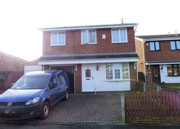Thumbnail 3 bed detached house to rent in Hurstbrook, Coppull