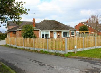 Thumbnail 3 bed detached bungalow for sale in Prospect Row, Doncaster Road, Brayton, Selby