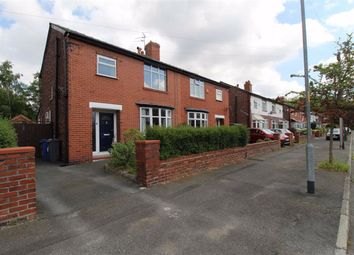 Thumbnail 3 bed semi-detached house for sale in Crompton Road, Burnage, Manchester