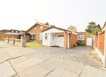 Thumbnail 3 bed semi-detached bungalow for sale in Hillfoot Avenue, Collier Row